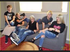 R5-this picture pretty much sums up the band. this is probably one of the best pictures i have seen of them