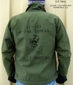 Old Man Fashion, Military Fashion, Navy Jacket, Vest Jacket, Pilot Leather Jacket, Army Fatigue, Tactical Wear, Rocker Look, F-14 Tomcat