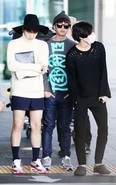 Key, Onew, Taemin