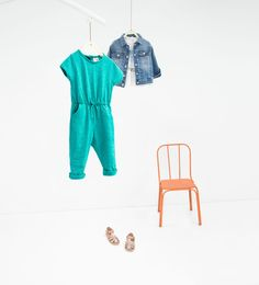 -SHOP BY LOOK-BABY GIRL | 3 months-3 years-KIDS | ZARA Hungary