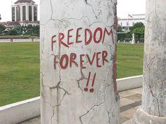 freedom forever !!!!