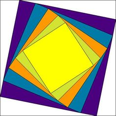 How do draft your own spiral paper piecing block!