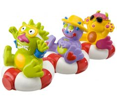 Magnetic Monsters in the Tub Bath Toys. Alex Toys. 731346088321 From Green Ant Toys Online Toy Shop www.greenanttoys.com.au