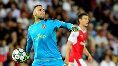 Ospina volvería a la titular de Arsenal en la EFL Cup