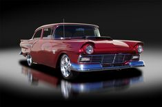 1957 Ford Business Coupe