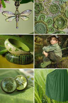 «Как лето быстро пролетело...» — коллекция предметов ручной работы Handmade items set, see more: http://www.livemaster.ru/gallery/1269649