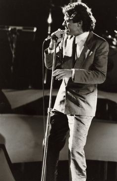Robert Allen Palmer (19 January 1949 – 26 September 2003), was an English singer-songwriter. He was known for his distinctive voice and the eclectic mix of musical styles on his albums, combining soul, jazz, rock, pop, reggae and blues. He found success both in his solo career and in the musical act Power Station, and had Top 10 songs in both the US and the UK.