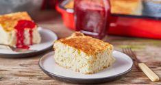 Rizsfelfújt málnaöntettel recept | Street Kitchen
