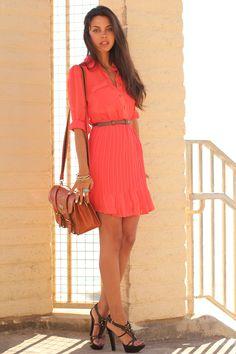 VivaLuxury - Fashion Blog by Annabelle Fleur: STRAWBERRY SORBET