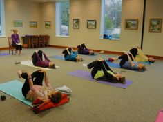 Yoga Basics, a 6-week session of yoga classes taught by Julie Shaw of Lotus Mind & Body will begin Tuesday, Nov. 11, at 1 p.m. There is a cost of $30 and registration is required at http://www.bernardsvillelibrary.org/program/yoga-basics/