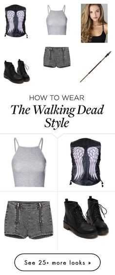 """""""Track-hoe"""" by hiokami on Polyvore featuring The Kooples and Glamorous"""