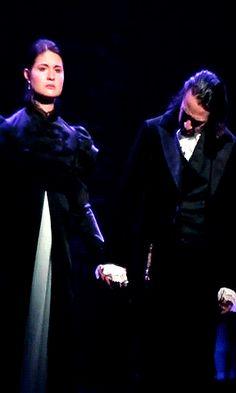 "Hamilton ""she takes his hand. It quiet uptown. Forgiveness, Can you imagine? Cast Of Hamilton, Hamilton Broadway, Hamilton Musical, Theatre Nerds, Musical Theatre, Pippa Soo, Eliza Schuyler, Ella Enchanted, Hamilton Lin Manuel Miranda"