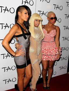 amber-rose-cassie-nicki-minaj-birthday