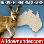 ALLdownunder.com Celebrating the things that make Australia unique.