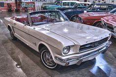 1965 Ford Mustang Convertible, 1964 1/2 SOLD!