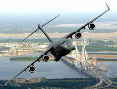 STRANGE MILITARY AIRCRAFT - C-105