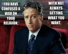 Why Do Right-Wing Christians Think 'Religious Freedom' Means Forcing Their Faith on You?
