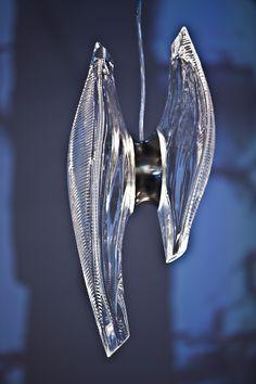 Duna and Eve Chandeliers by Zaha Hadid Design for Lasvit