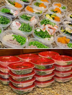 Meal Prep Day, Clean Eating, Body Building Diet. Need to do this. I love my freezer meals but this would be great for lunches!