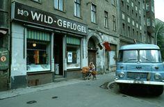Heimat der politischen Opposition : In der Fehrbelliner Straße wohnte die...