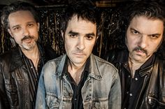 The Jon Spencer Blues Explosion, from left, Judah Bauer, Jon Spencer and Russell Simins. Jon Spencer Blues Explosion, Kind Of Blue, Music Is Life, Citizen, New Art, New York City, Bring It On, About Me Blog, My Love