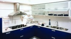 Cucina bianco stardust