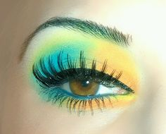 Love this look! Might try this for my 70s party.