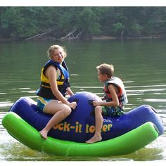 Overton's : Aviva Rock-It-Totter - Watersports > Lake & Pool Leisure > Kid's Toys & Floats > Other Kids' Water Toys :