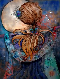 ♥   Dancing with the Moon by Karin  Taylor