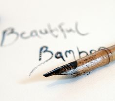Inkwell-Dipped Fountain Pen Refuses to Write?