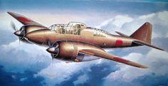 三菱キ46 百式司令部偵察機Ⅱ型改造練習機
