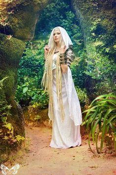 white elf dress - Google Search