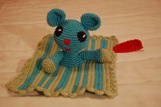 """crochet baby """"nuttefilt"""""""