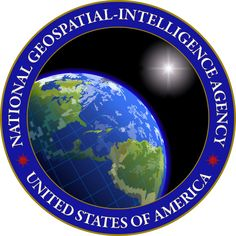 US-National Geospatial Intelligence Agency Seal