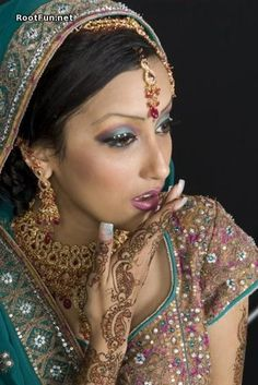 Wedding Henna | Bridal mehndi dulhan bride