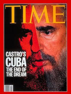 fidel castro ruler of cuba on time cover Cuba History, World History, Cuba Fidel Castro, Time Magazine, Magazine Covers, Time News, The Republic, Posters, Islands