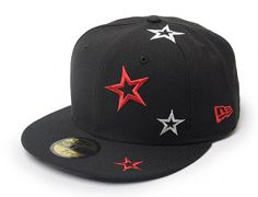 Star Side 59Fifty Fitted Baseball Cap by NEW ERa