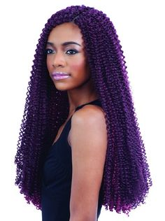 Freetress Hair Crochet Braids - Bouncy Braid