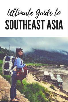 http://www.makeajourney.co/southeast-asia-itinerary-laos-cambodia-vietnam/  Thailand Laos Cambodia Vietnam Route Map  เที่ยว ไทย ลาว กัมพูชา พม่า