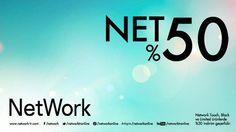 CEPA Network'de %50'ye varan indirim!