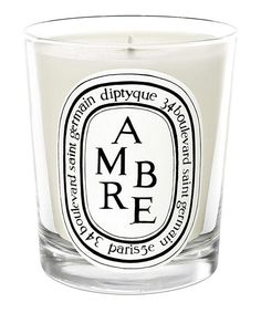No home is complete without the warm and elegant scent from this gorgeous Diptyque Candle.