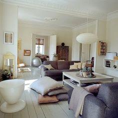 Na břehu jezera | designinwhite - blog o bydlení, designu a inspiraci