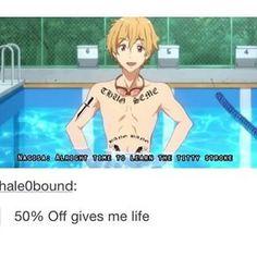 50% off - Nagisa