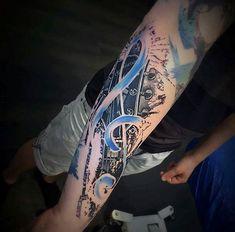 75 Music Note Tattoos für Männer Auditory Ink DesignIdeen Tattoos Ideen