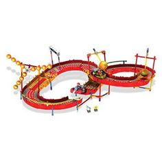 #Christmas Additional Informations K'NEX Nintendo Mario Kart Wii Mario and Diddy Kong Fire Challenge Building Set for Christmas Gifts Idea Shopping Online . Because the Christmas  time of year sales techniques within, it truly is occasion to take into consideration precisely what gift you may be supplying that special someone this coming year. Presenting ...