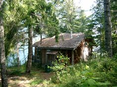 cottages at strathcona park lodge and outdoor education center in vancouver. Outdoor Education, Outdoor Learning, Guest House Shed, Guest Houses, Park Lodge, Education Center, Cozy Cabin, Log Homes, Tiny Homes