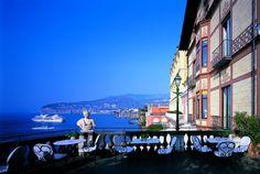 ღღ Grand Hotel Excelsior Vittoria in Sorrento