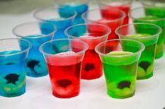 Happy holloween. wikiHow to Make Mad Eye Martini Jello Shots -- via wikiHow.com