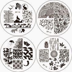 Hot Off The Stamping Press: New Born Pretty Store Plates   4 Year Anniversary Sale!