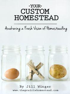 Homestead Revival: Your Custom Homestead